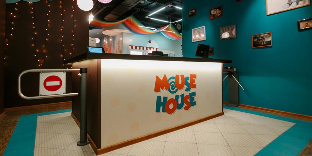 Детский игровой комплекс Mouse House