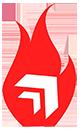 Огонь! логотип