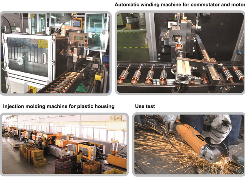 Пример производства в Китае