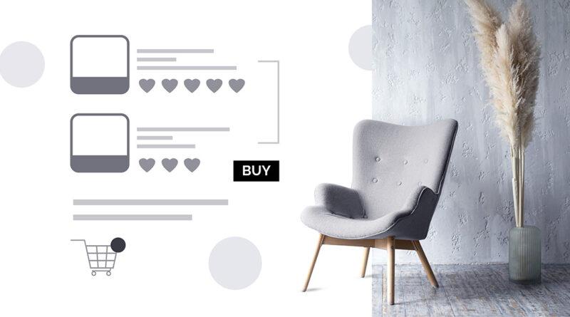 Мебельный e-commerce