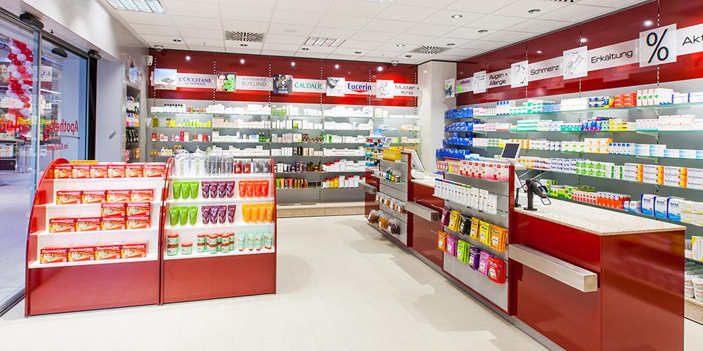 Мерчандайзинг в аптеке