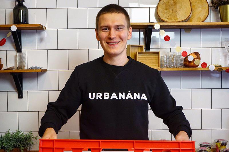 Производство снеков URBANANA